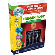 Classroom Complete Press® IWB Human Body Big Box Book, Grades 3rd - 8th