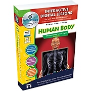 Classroom Complete Press® IWB Human Body Big Box Book, Grades 3rd - 8th
