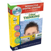 Classroom Complete Press® Critical Thinking Book, Grades 3rd - 8th
