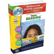 Classroom Complete Press® IWB Master Reading Big Box Book, Grades 3rd - 8th