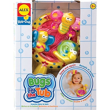 Alex Toys® Bugs in The Tub Play Set