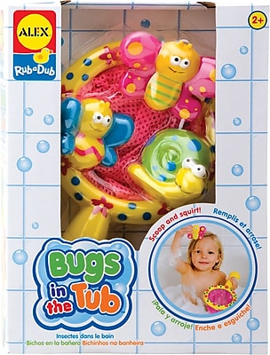 Bugs In The Tub