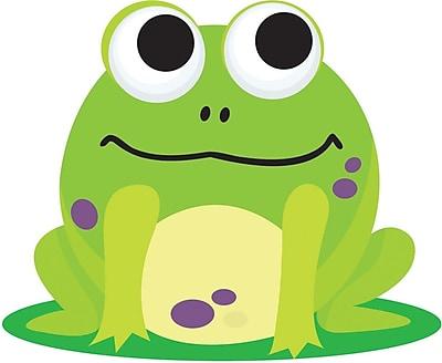 Ashley® Magnetic Whiteboard Eraser, Frog, Grades All
