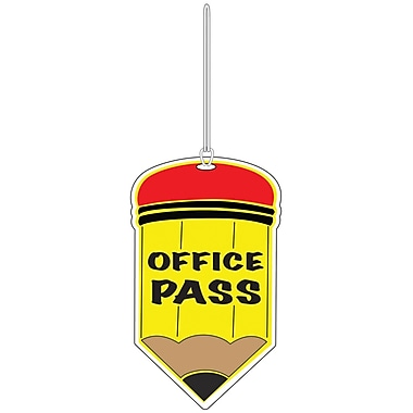 Ashley® Office Hall Pass, Pencil