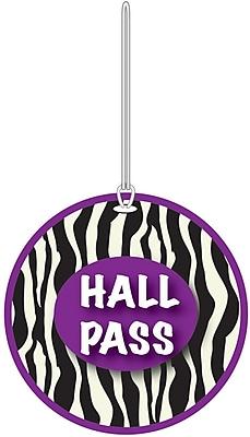 Zebra Hall Pass