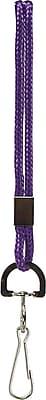 Baumgartens BAUM68914 Standard Lanyard, Purple
