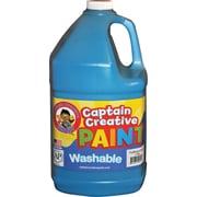 Captain Creative Non-toxic 128 oz. Washable Paint