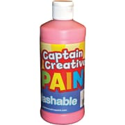 Captain Creative™ 16 oz. Washable Paint, Pink