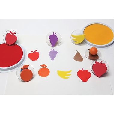 Center Enterprises® Ready2Learn™ Giant Stamp, Fruit