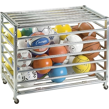 Champion Sports Lockable Ball Storage Locker (CHSLBCXX)