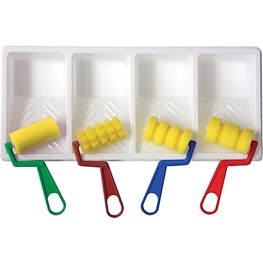 Chenille Craft® WonderFoam® Foam Rollers and Paint Tray
