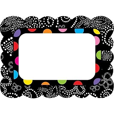 Creative Teaching Press™ Infant - 12th Grades Name Tag, Owl - Stars!