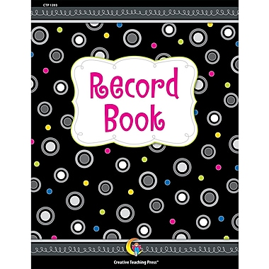 Creative Teaching Press Ctp1393 Bw Collection Record Book (CTP1393)
