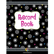 Creative Teaching Press CTP1393 BW Collection Record Book