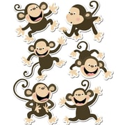 "Creative Teaching Press™ 6"" Designer Cut-Outs, Monkey"