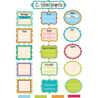 Creative Teaching Press Bulletin Board Set, Our Class Helpers