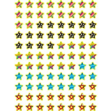 Creative Teaching Press™ Hot Spots Stickers, Poppin Patterns Stars