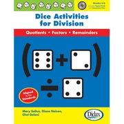Didax® Dice Activities Book and CD, Grades 4th - 6th