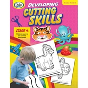 Didax® Developing Cutting Skills, Grades Pre Kindergarten - Kindergarten