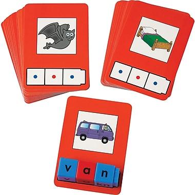 Didax Cvc Word Building Card (DD-2819)