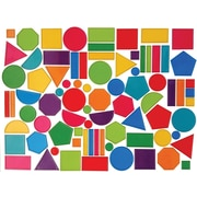 Dowling Magnets Play With Shapes Magnet Set, 164/Pack (DO-736215)