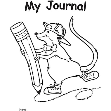 Edupress My Journal 8.5