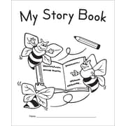 "Edupress My Story Book 8.5"" x 7"", White (EP-145G)"