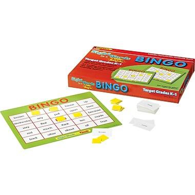 Edupress® Sight Words in a Flash™, Bingo Game, Grades Kindergarten - 1st