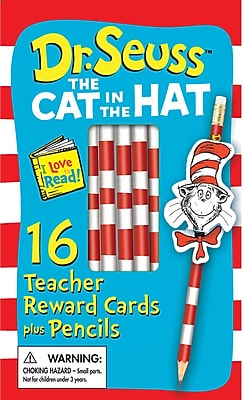 Cat in the Hat™ Pencil Toppers
