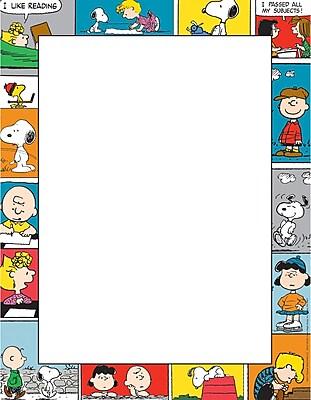 Eureka Comic Blocks Computer Paper 11