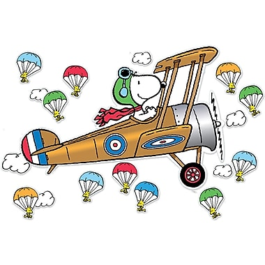 Eureka – Ensembles d'affiches, Peanuts Snoopy géant as de l'aviation (EU-847681)