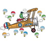 Eureka® Bulletin Board Set, Peanuts Giant Flying Ace Snoopy