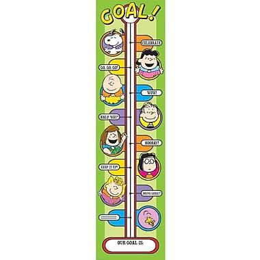 Eureka® Peanuts® Toddler - 6th Grades Banner, Goal Setting