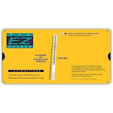 E-Z Grader Large Print E-Z Grader Book