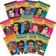 Gallopade® Biography Fun Book, Women & Minorities Who Shaped Our Nation, Grades 1st - 5th