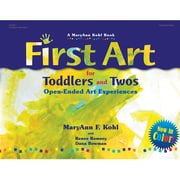 Gryphon House First Art Book For Toddlers and Twos