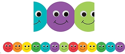 Smiley Face Mighty Brights™ Border, 3