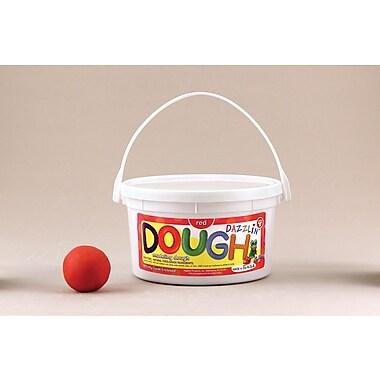 Hygloss® Red Dazzlin' Dough, 3 lbs.