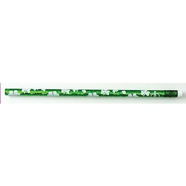 Moon Products Pencil, Shamrock Glitz, St. Patrick's Day