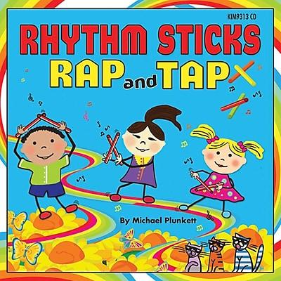 Rhythm Sticks Rap and Tap