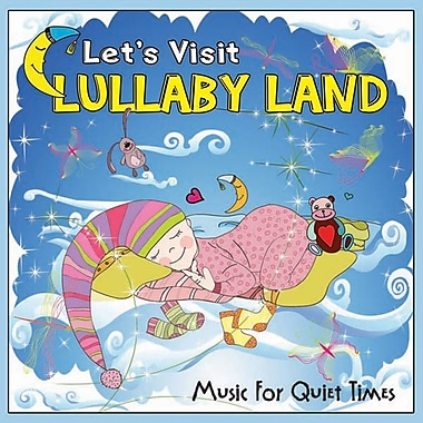 Kimbo Educational – CD « Lets Visit Lullaby Land »(KIM9315CD)