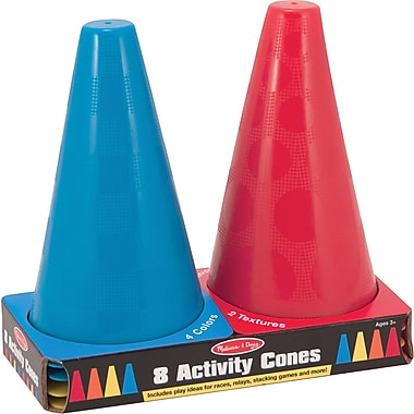 Melissa & Doug® Activity Cones