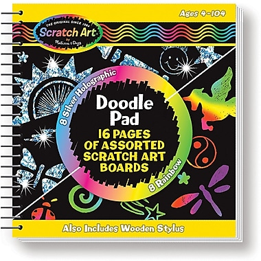 Melissa & Doug® Pad Activity Book, Doodle Pad