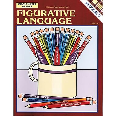 McDonald Publishing Figurative Language Reproducible Book (MC-R276)
