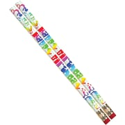 Musgrave Pencil Company Pencil, Birthday, 96/Pack (MUS1361D)
