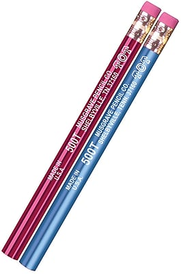 Musgrave Pencil Company TOT Jumbo Pencil, Beginning Learners, 12/DZ, 4 DZ/BD