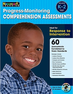 Progress-Monitoring Comprehension Assessments, Grades K-2