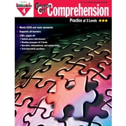 Newmark Learning™ Common Core Comprehension Practise Book, Grades 4th