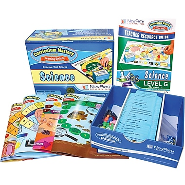 New Path Learning® Curriculum Mastery® Science Game Classpack Edition, Grades 7th