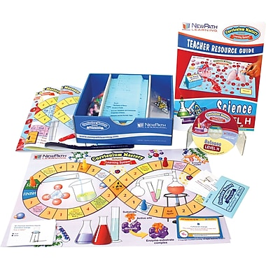 New Path Learning® Science Curriculum Mastery® Game Class-Pack Edition, Grade 8 (NP-248001)
